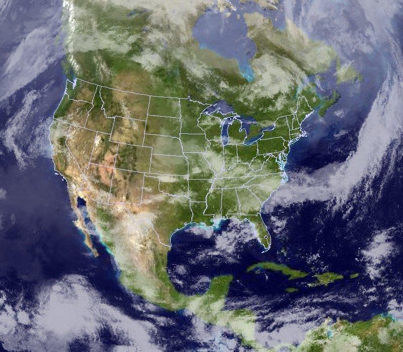 United States Map Transparent