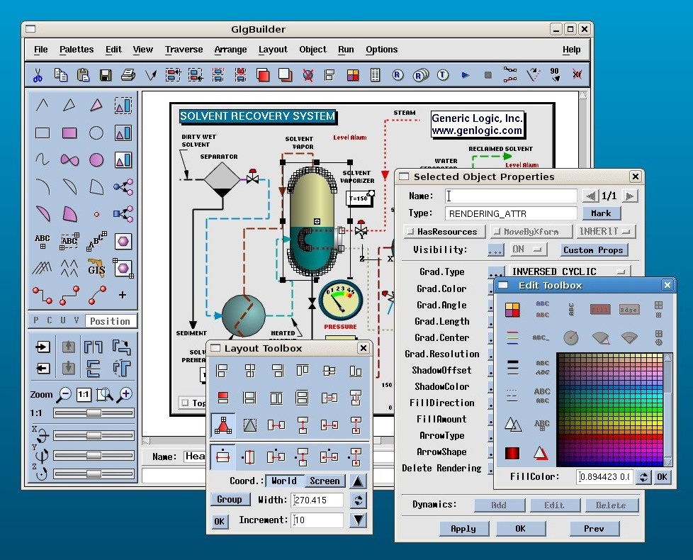 Free vector graphics editor and libraries for java c c Online vector editor