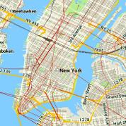 Stree-Level Open Streep Map (OSM) Data