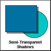 Semi-Transparent Shadows
